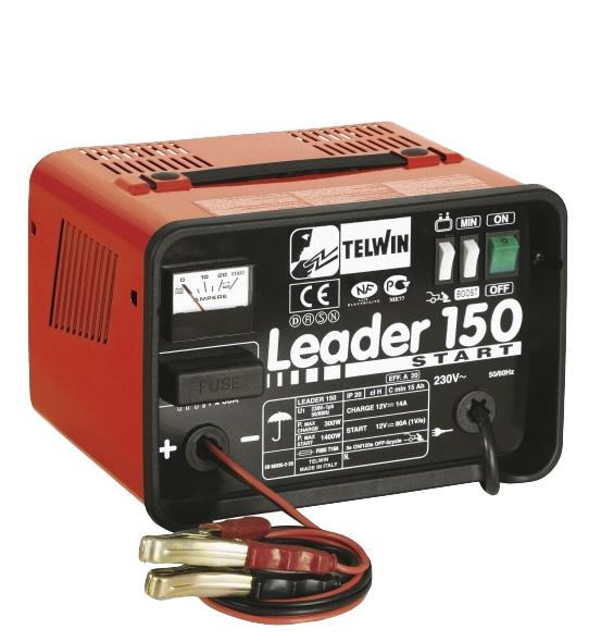 Устройство пуско-зарядное Telwin Leader 150 start устройство пуско зарядное telwin dynamic 420 start