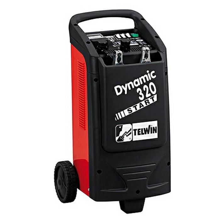 Устройство пуско-зарядное Telwin Dynamic 420 start пуско зарядное устройство neoline jump starter 500a