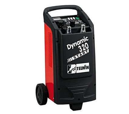 220 Вольт - Купить Устройство пуско-зарядное TELWIN DYNAMIC 420 START.
