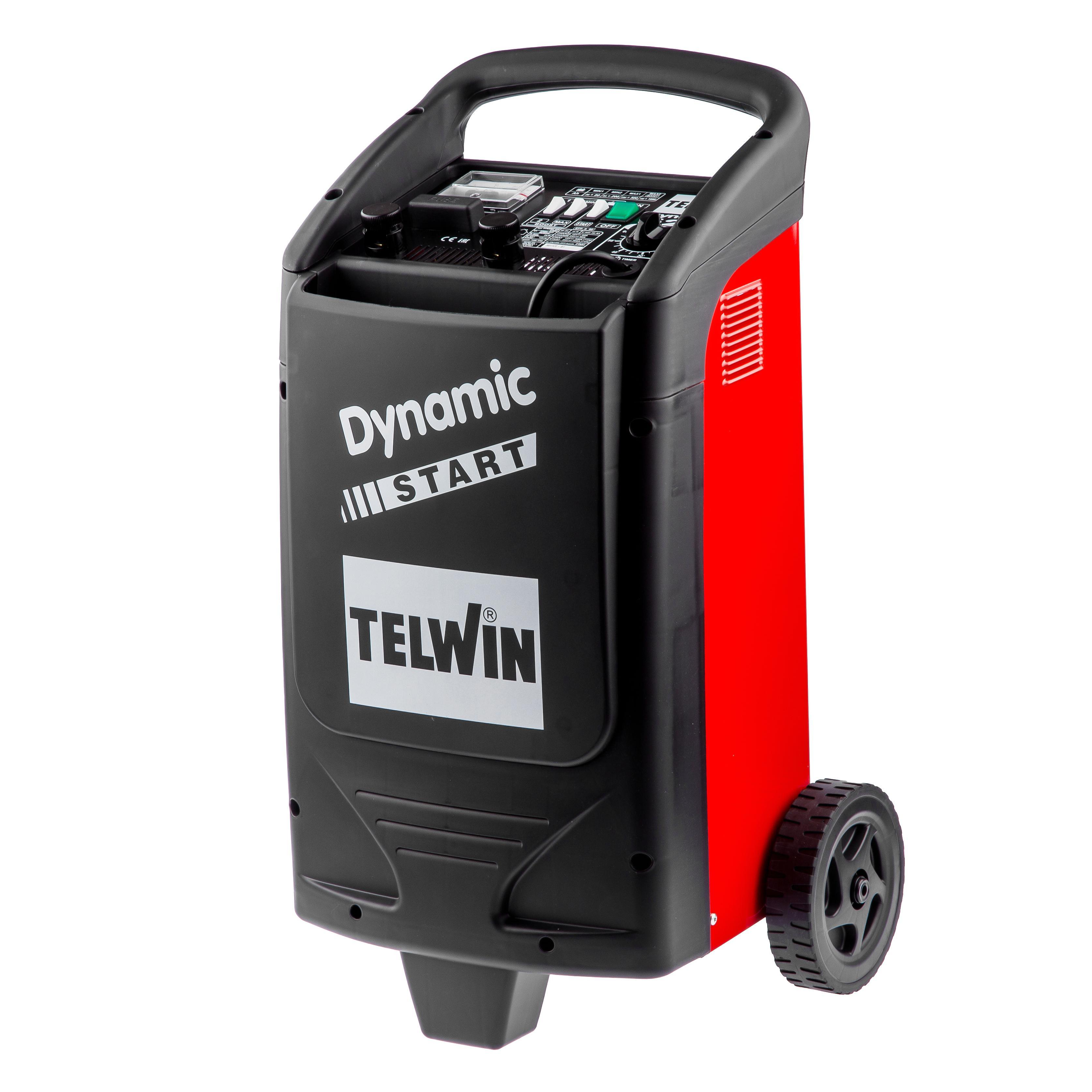 Устройство пуско-зарядное Telwin Dynamic 520 start пуско зарядное устройство neoline jump starter 500a