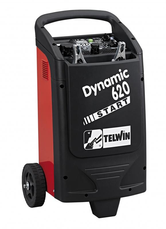 купить Устройство пуско-зарядное Telwin Dynamic 620 start по цене 26789 рублей
