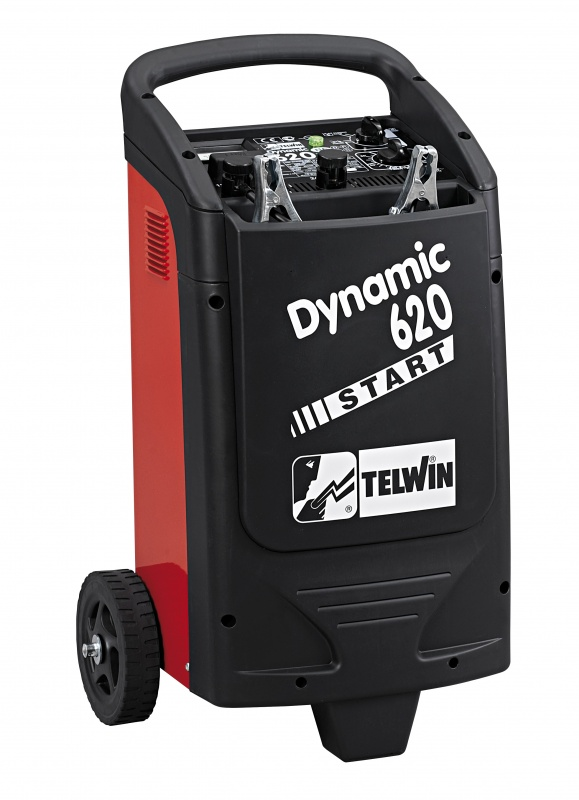 Фото - Устройство пуско-зарядное Telwin Dynamic 620 start зарядные устройства для планшетов