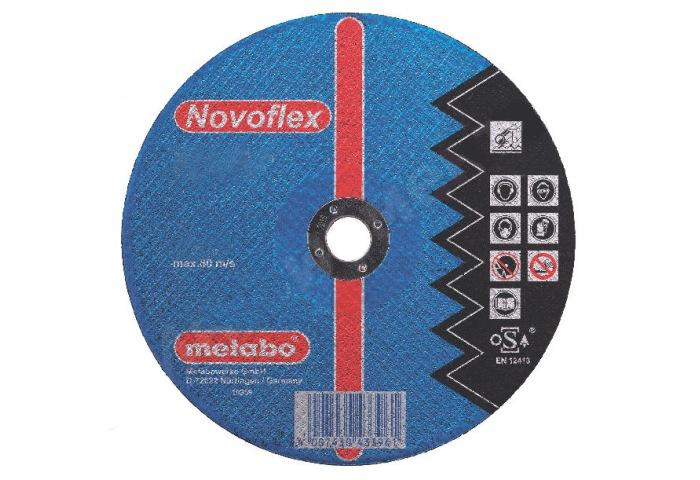 Круг отрезной Metabo 230 Х 3.0 Х 22мм (616477000) круг отрезной hammer flex 115 x 1 0 x 22 по металлу и нержавеющей стали 25шт