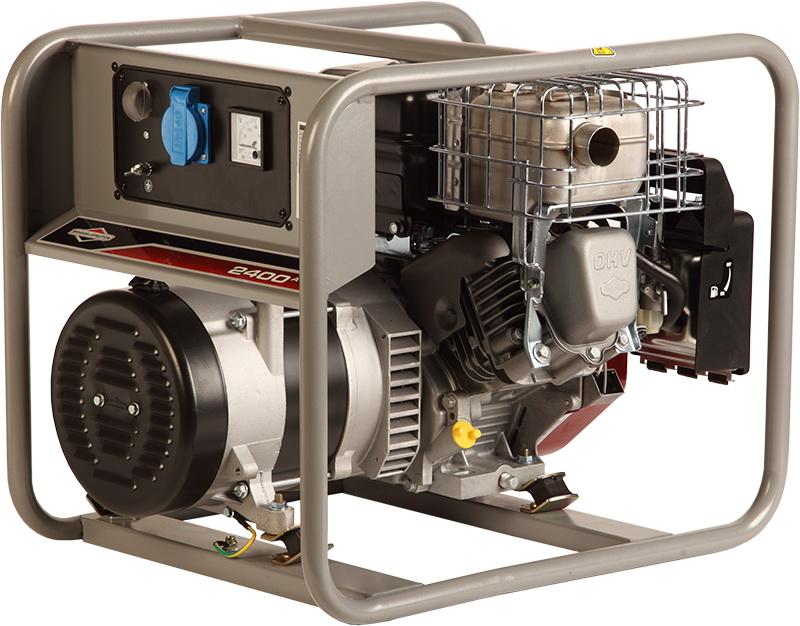 все цены на Бензиновый генератор Briggs & stratton 2400a бензиновый онлайн