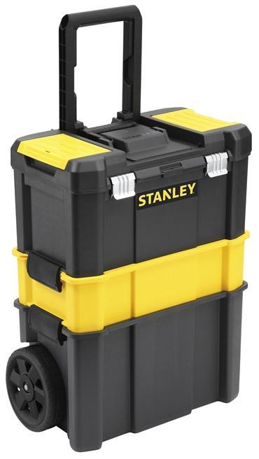 Ящик-тележка Stanley Essential rolling workshop stst1-80151 цены онлайн