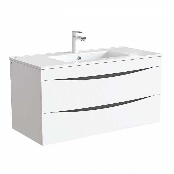 Тумба для ванной комнаты с раковиной Iddis Clo10w1i95k