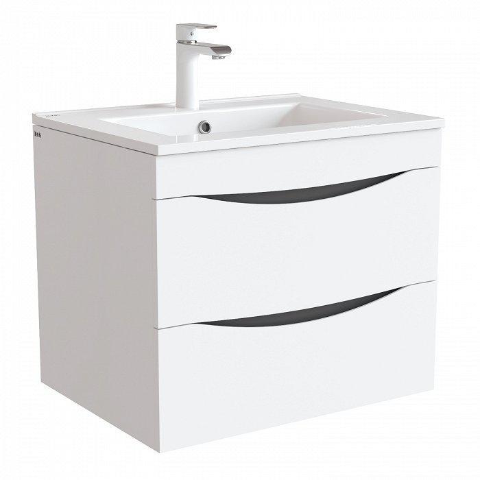 Тумба для ванной комнаты с раковиной Iddis Clo60w0i95k