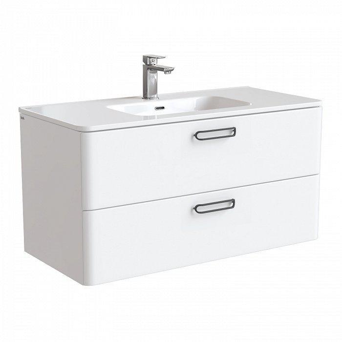 Тумба для ванной комнаты с раковиной Iddis Bri10w1i95k