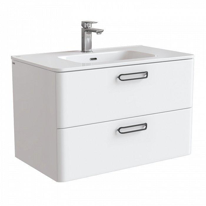 Тумба для ванной комнаты с раковиной Iddis Bri80w0i95k