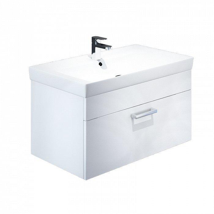 Тумба для ванной комнаты с раковиной Iddis Nmir80wi95k