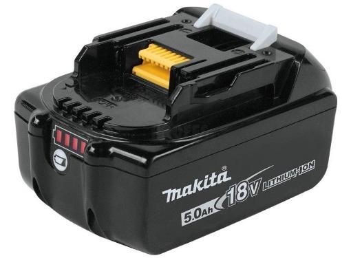 Аккумулятор MAKITA 18В 5Ач Li-Ion (Makita BL1850B)