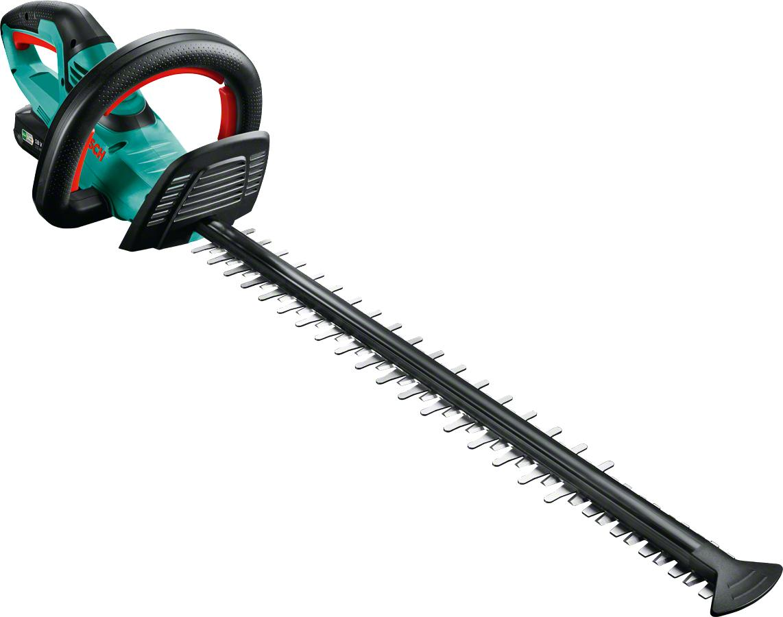 Кусторез Bosch Ahs 55-20 li + секатор (0600849g0b) аккумуляторные ножницы кусторез bosch ahs 50 20 li 0 600 849 f00