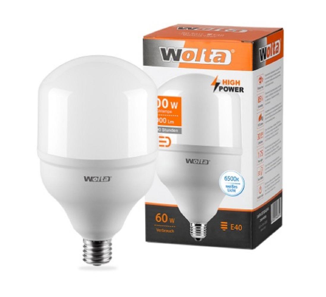 Лампа Wolta 25whp60e27/40