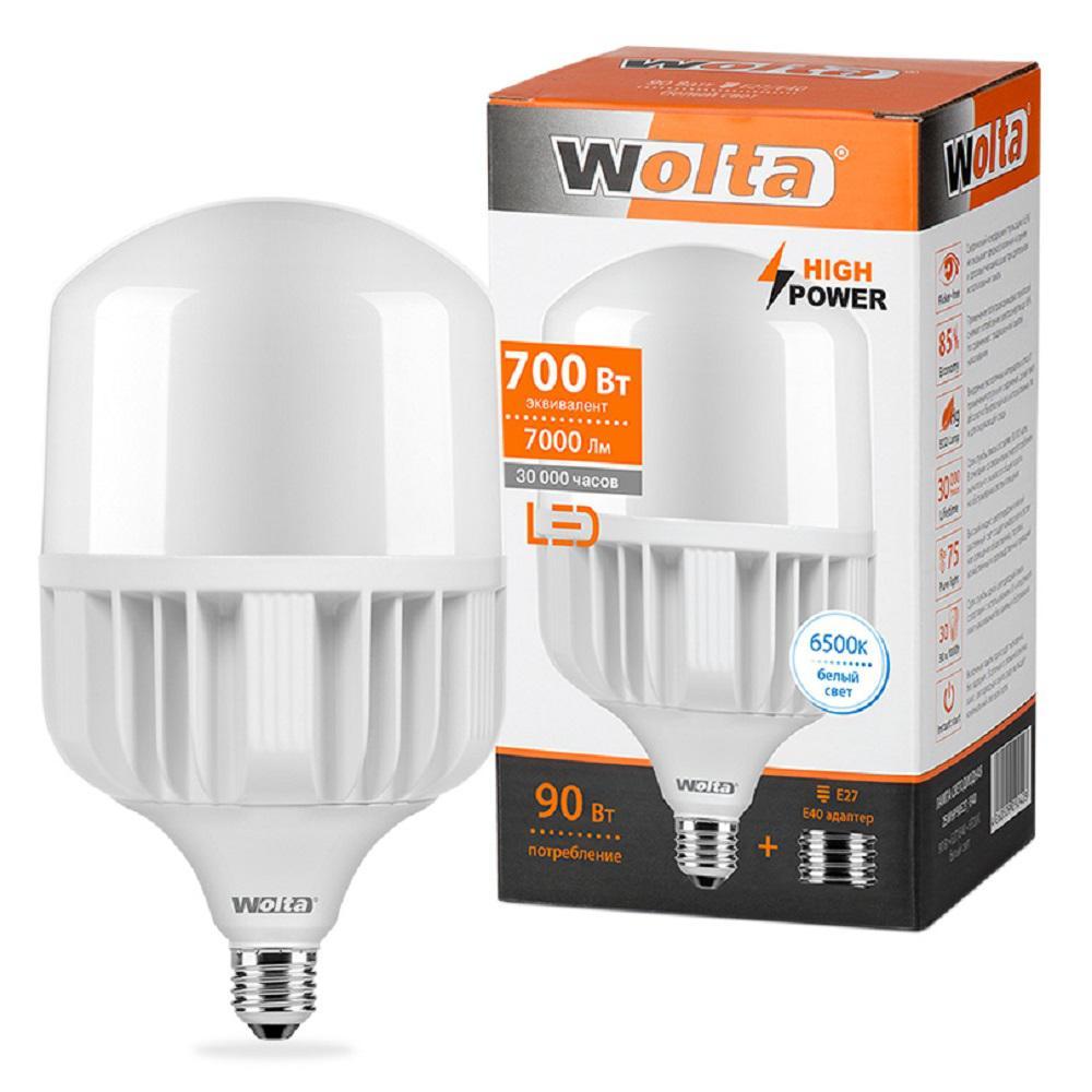 Лампа Wolta 25whp90e27/40
