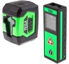 Набор TESLA Дальномер M-40 Touch +Уровень L-30