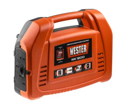 Безмаслянный компрессор WESTER WK1200