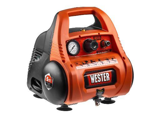 Безмаслянный компрессор WESTER WK1200/6