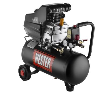 Масляный компрессор WESTER WK1500/24