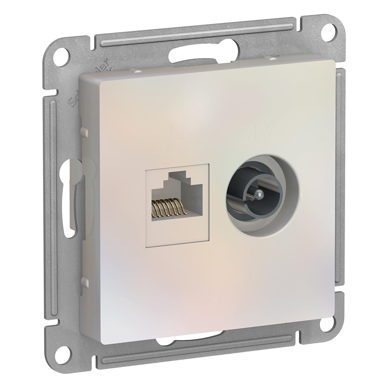 Механизм розетки Schneider electric Atn000489