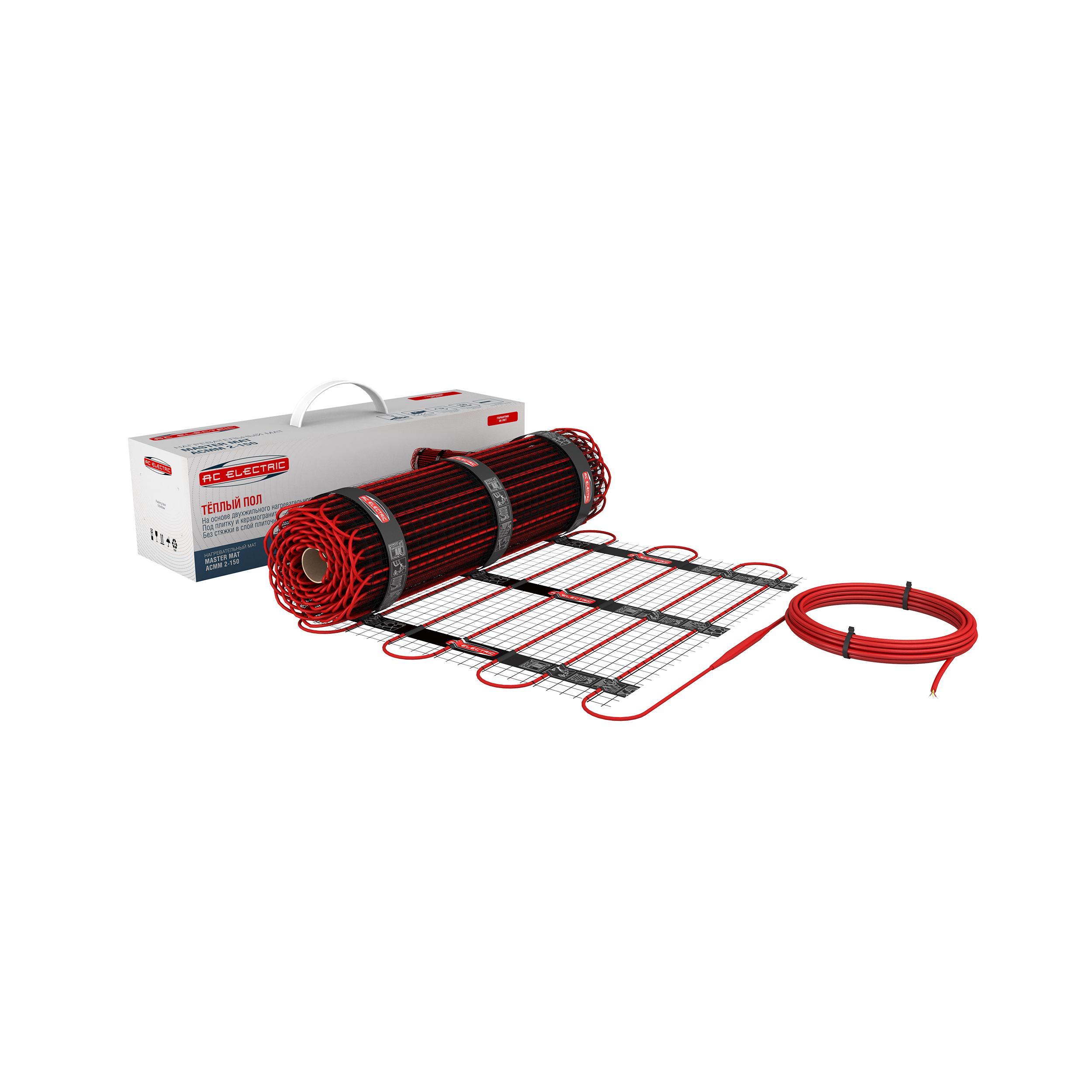 Нагревательный мат Ac electric Acmm 2-150-9 НС-1179167