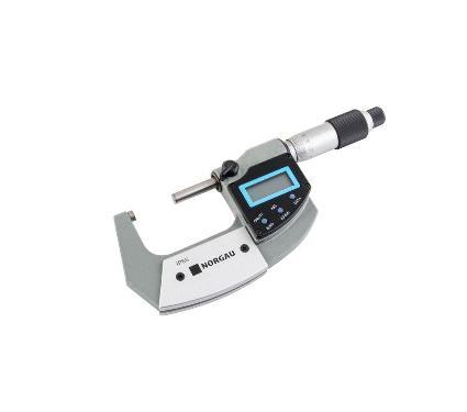 Микрометр NORGAU NMD-265D 041057002