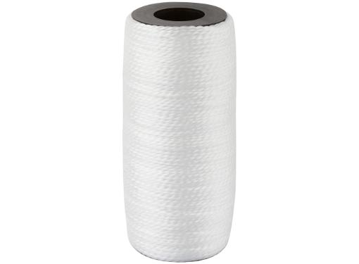 Шнур разметочный 1.5 мм x 100 м КУРС 04711 (капроновый, белый)