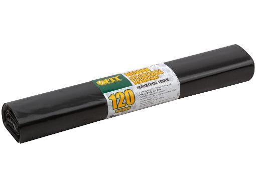 Мешки для строительного мусора FIT 11934, 120л, 10 шт, особопрочные