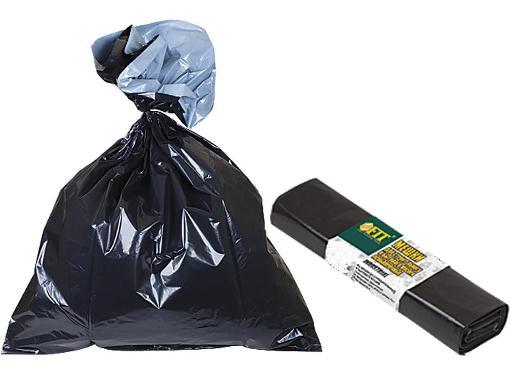 Мешки для строительного мусора FIT 11935, 120л, 10 шт, особопрочные