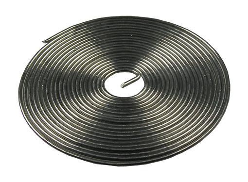 Припой с канифолью REXANT 09-3110 ПОС-61 d1.0мм спираль 1м