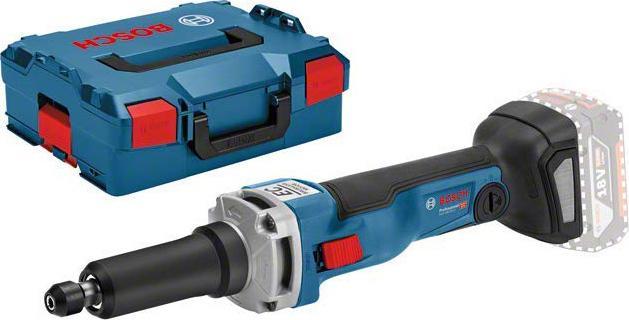 Машинка шлифовальная прямая Bosch 0601229100 ggs 18v-23 lc цена