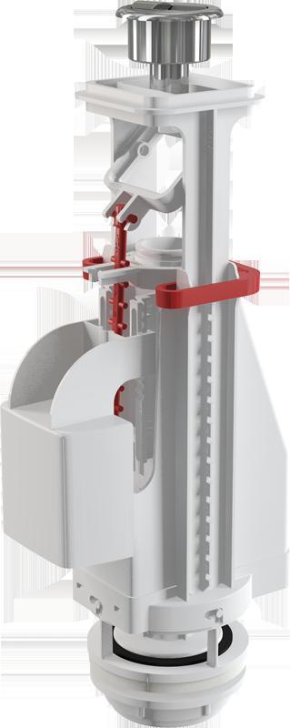 Механизм сливной Alca plast A08a решётка alca plast line 650l