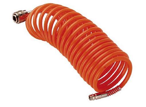 Шланг спиральный для пневмоинструмента ELITECH 0704.011500