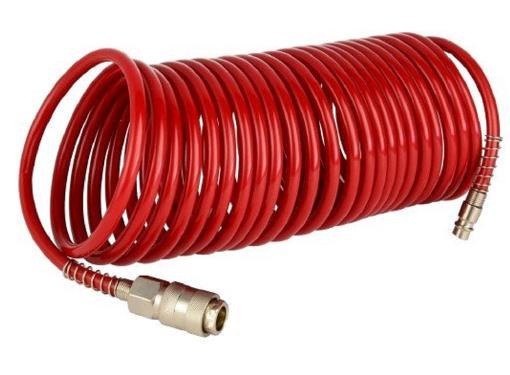 Шланг спиральный для пневмоинструмента ELITECH 0704.011600