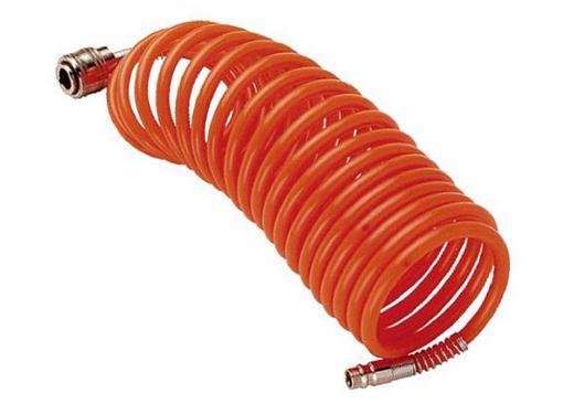 Шланг спиральный для пневмоинструмента ELITECH 0704.011800
