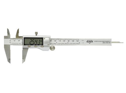Штангенциркуль ELITECH 2210.001700