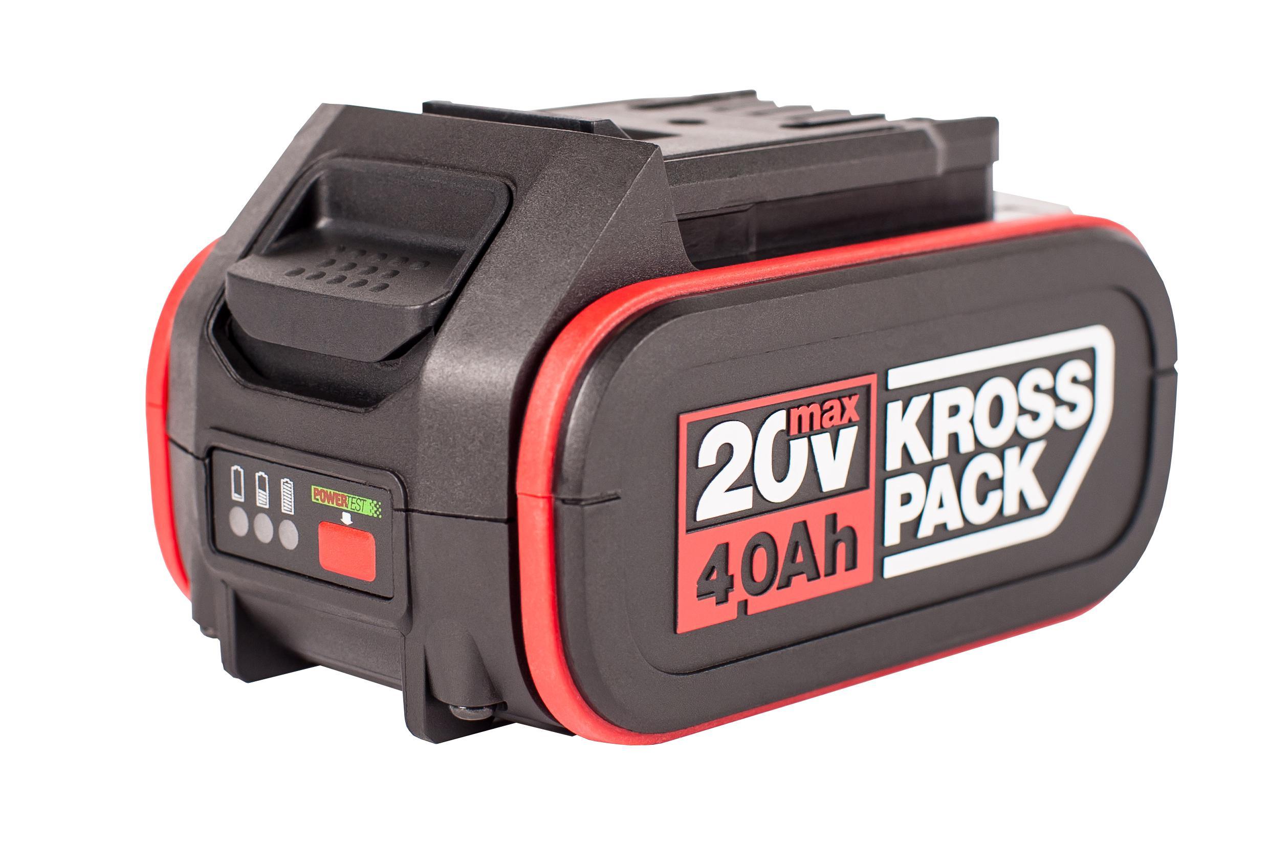 Аккумулятор Kress 20В 4Ач li-ion (ka3498) kross evado 1 0 2013