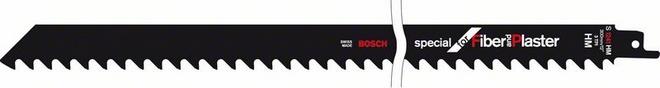 Полотно для сабельной пилы Bosch S 1241 hm (2.608.650.972) bosch hm tf 300 nhm