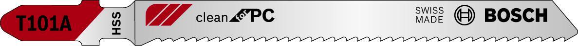Купить Пилки для лобзика Bosch T101a (2.608.631.670), Швейцария