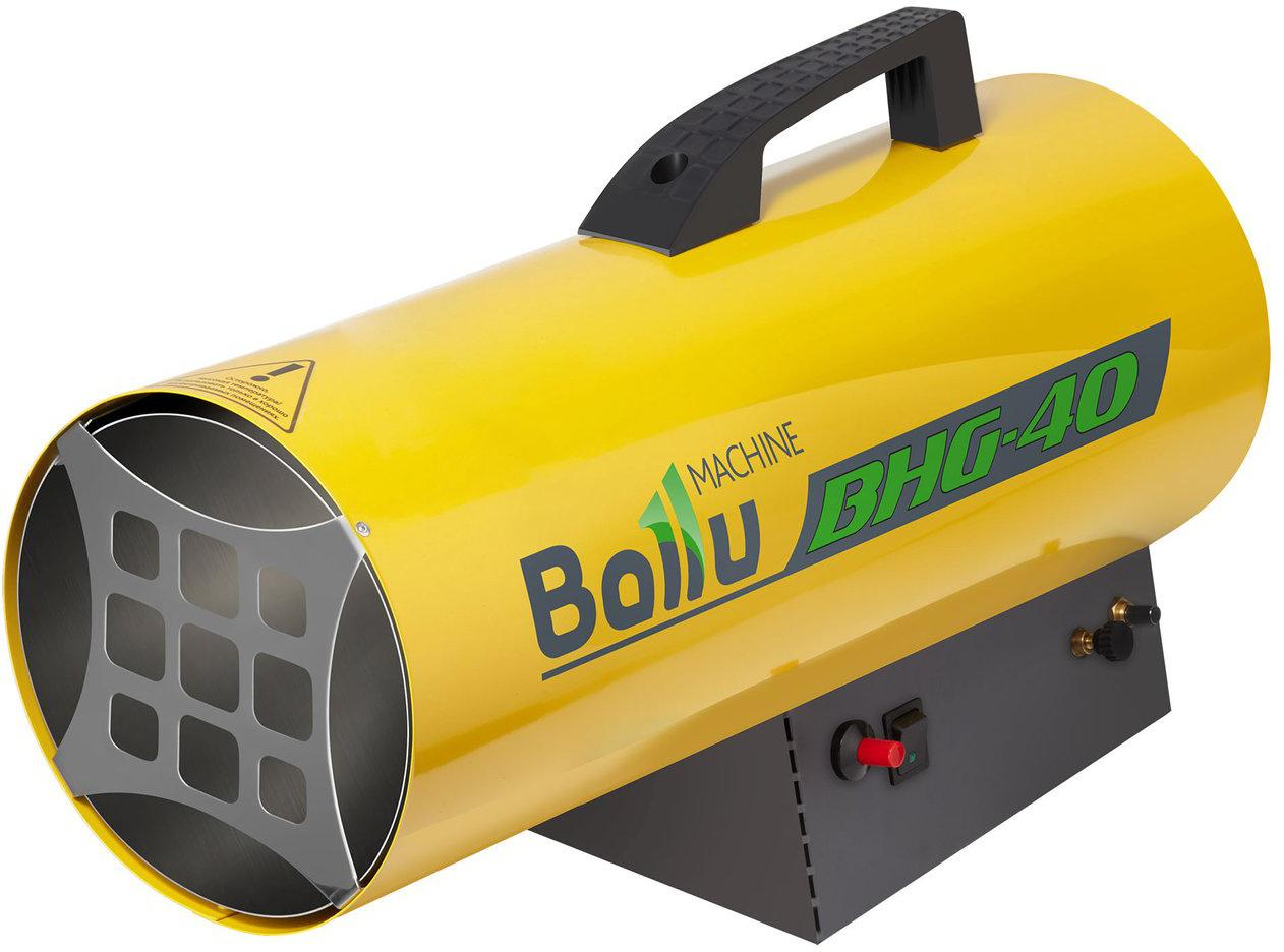 Тепловая газовая пушка Ballu Bhg-40 газовый
