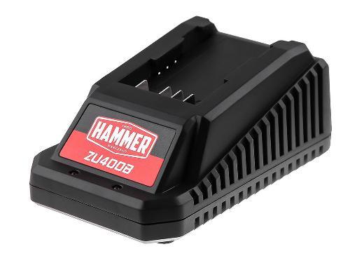 Зарядное устройство HAMMER ZU400B (40В Li-Ion)