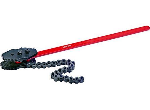 Ключ трубный цепной IZELTAS 2300100040