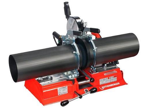 Аппарат для стыковой сварки ROTHENBERGER Roweld Р160 Saniline 1000000719