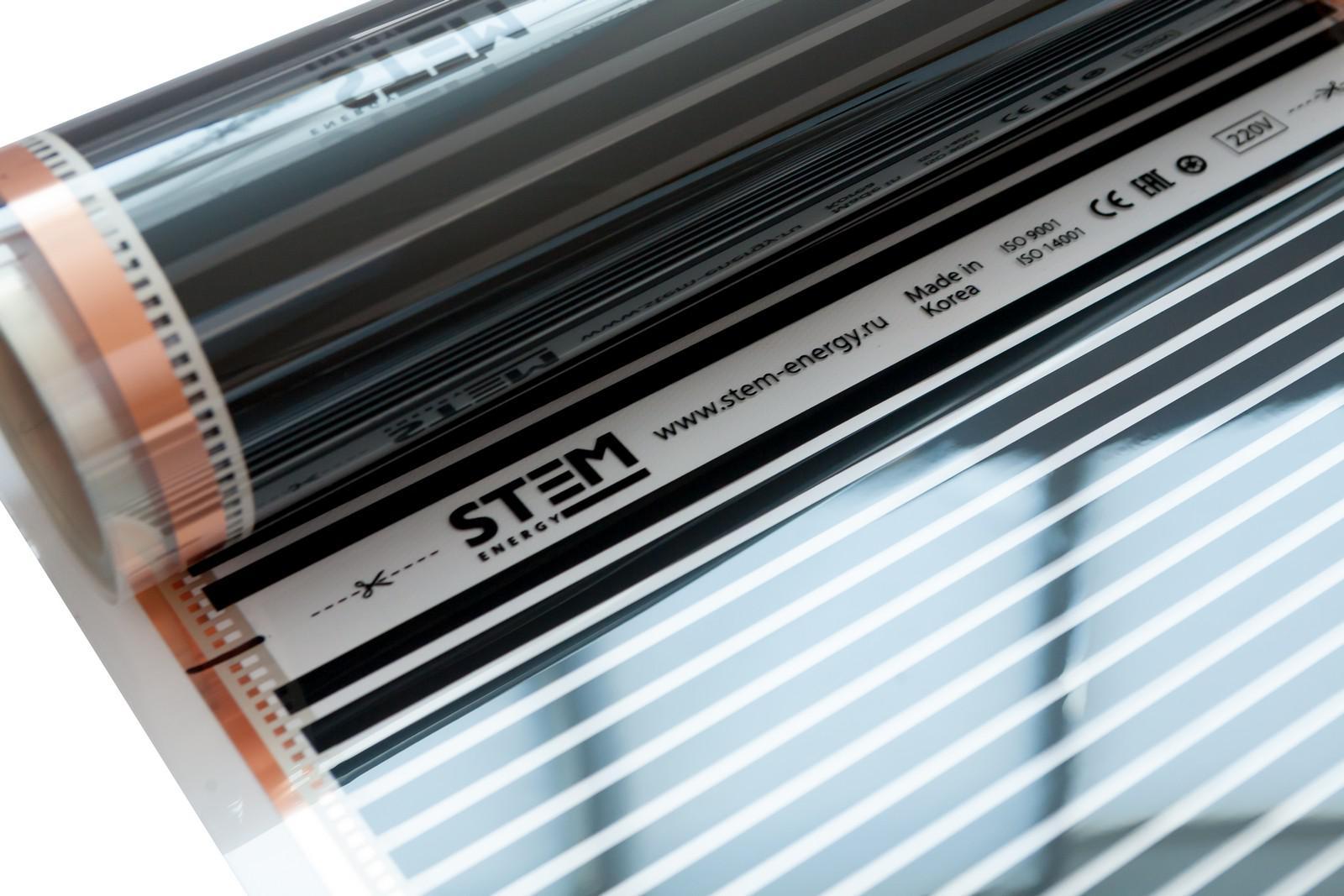 Теплый пол Stem energy Standart kxt305, Standart kxt305