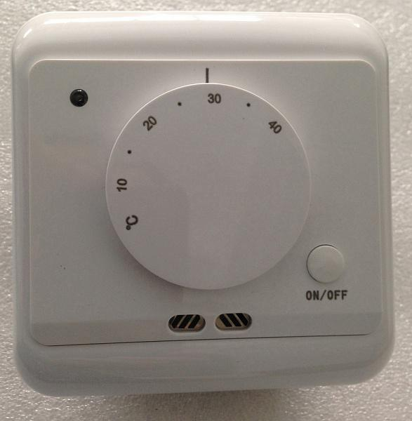 Терморегулятор Stem energy Set 12