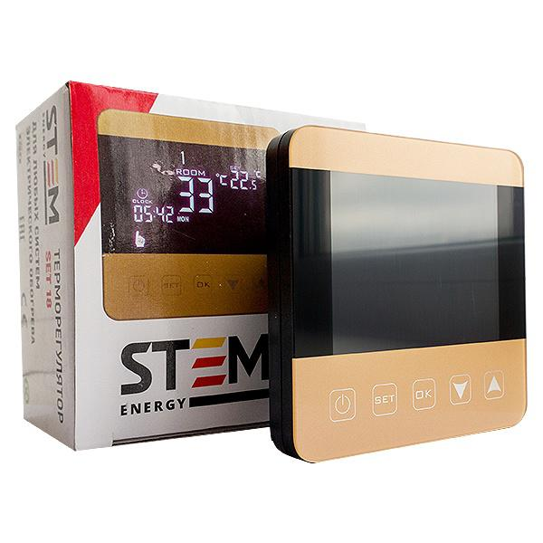 Терморегулятор Stem energy Set 18