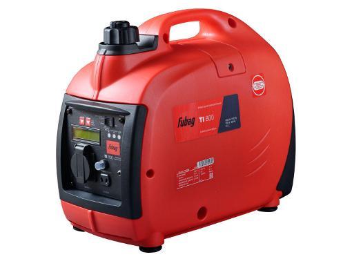 Бензиновый мини-генератор FUBAG TI 800