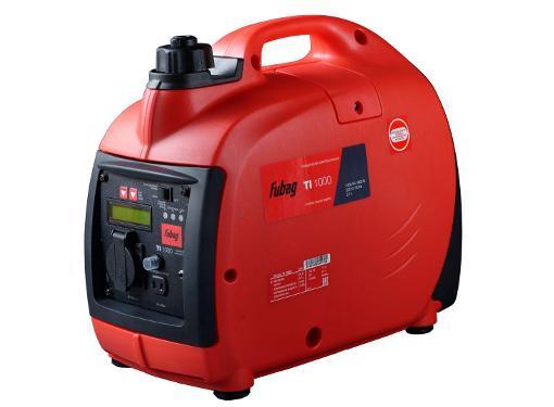 Мобильный бензиновый генератор FUBAG TI 1000