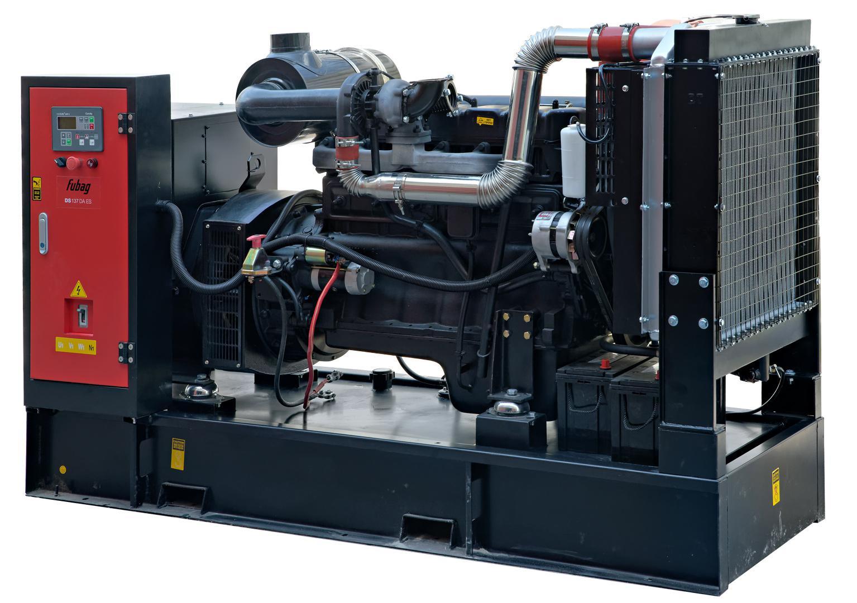 цена на Дизельный генератор Fubag Ds137 da es