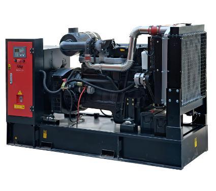 Дизельный генератор FUBAG DS137 DA ES