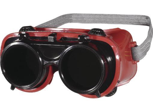 Очки защитные газосварщика DELTA PLUS TOBA3T5